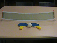 [Table tennis kit].
